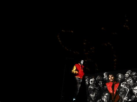 Michael Background Michael Jackson Thriller Wallpapers Wallpapersafari