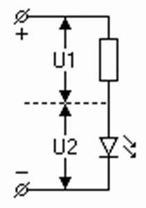 Led Vorwiederstand Berechnen : elektrik und elektronik grundschaltungen eisenbahnmodelltechnik ~ Themetempest.com Abrechnung