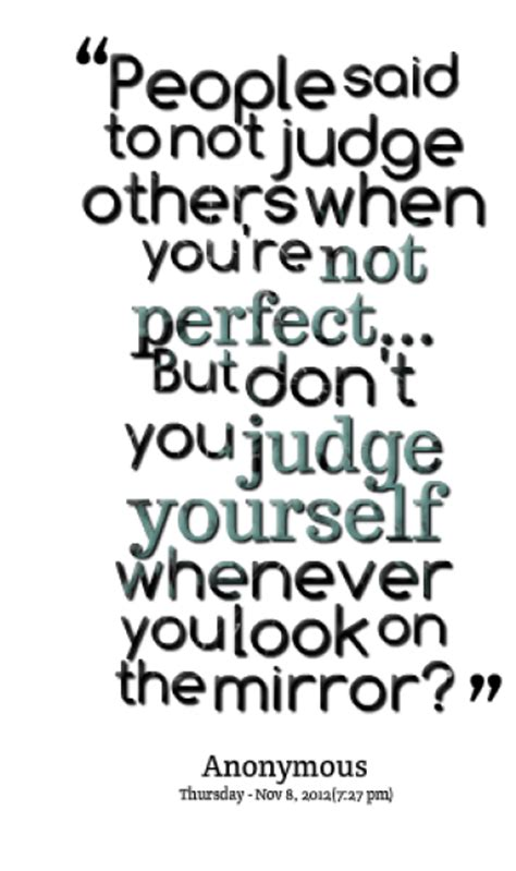Society Judgemental Quotes