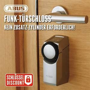 Abus Zylinder Nachbestellen : hometec pro funk t rschloss abus g nstig schl ssel discount shop ~ Eleganceandgraceweddings.com Haus und Dekorationen