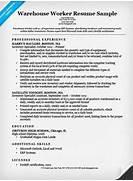 Warehouse Worker Resume Sample Resume Companion Data Warehouse Resume Examples BestSellerBookDB Warehouse Worker Resume Qualifications Free Resume Templates Warehouse Worker Resume Sample And Template