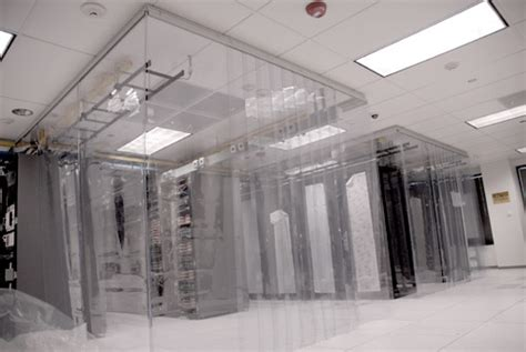 data center aisle containment design