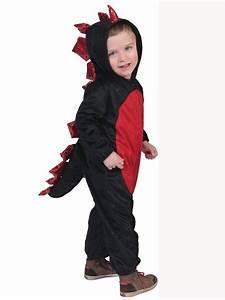 Déguisement Enfant Halloween : d guisement dragon noir et rouge enfant halloween deguise toi achat de d guisements enfants ~ Melissatoandfro.com Idées de Décoration