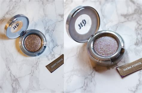 urban decay moondust eyeshadows review vancouver style