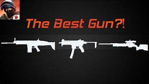 Bullet Force - What Is The Best Gun