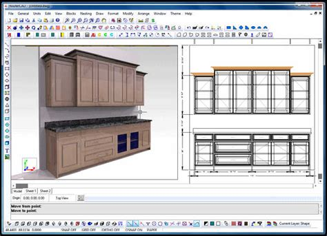 kitchen cupboard design software cabinet design software design your own cabinet home 4337
