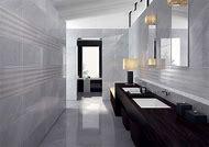 12 X 24 Grey Tile Bathroom Floor