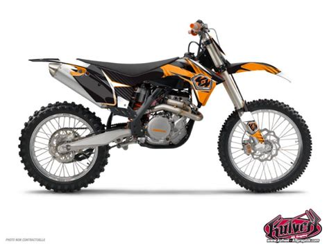 kit d 233 co moto cross factory ktm 65 sx kutvek kit graphik
