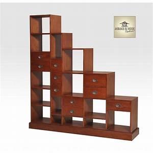 Etagere Escalier Bois : meuble escalier l 170 ~ Teatrodelosmanantiales.com Idées de Décoration