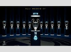 Real Madrid Trophies 2018 Wallpapers HD