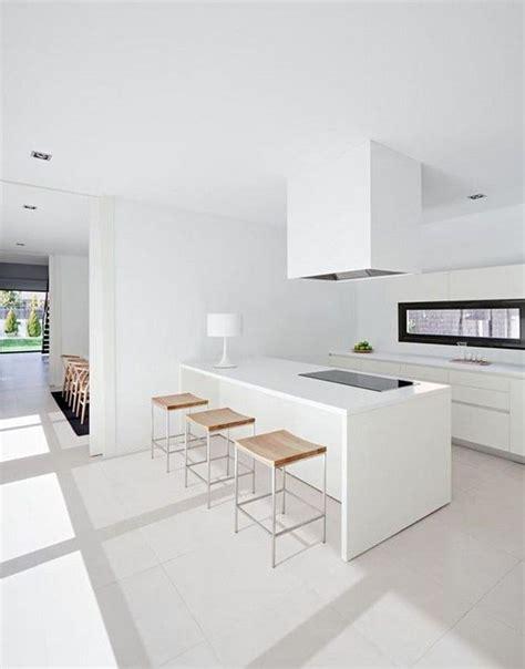 cocinas blancas modernas cocinas   gustan