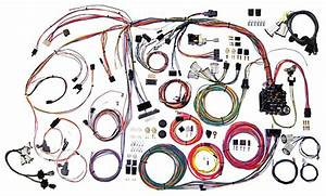 American Autowire Monte Carlo Wiring Harness Kit  Classic