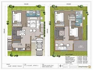 East Facing Duplex House Plans