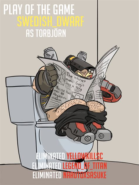 Torbjorn Memes - play of the game torbjorn by yellowkillsc on deviantart