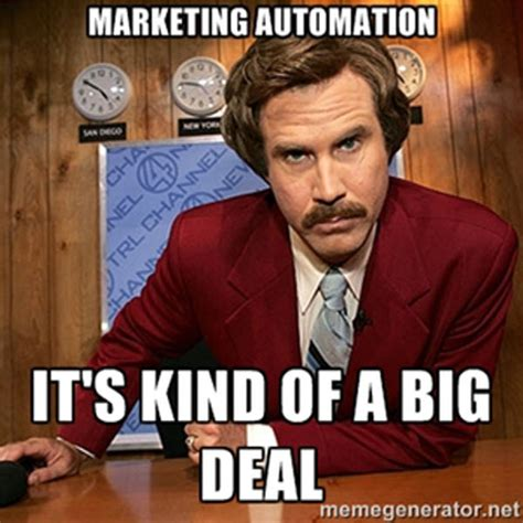 Marketing Meme - top 15 marketing automation blogs to inspire your marketing caigns capterra blog
