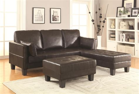 brown leather sofa and loveseat brown leather sofa bed and ottoman set a sofa