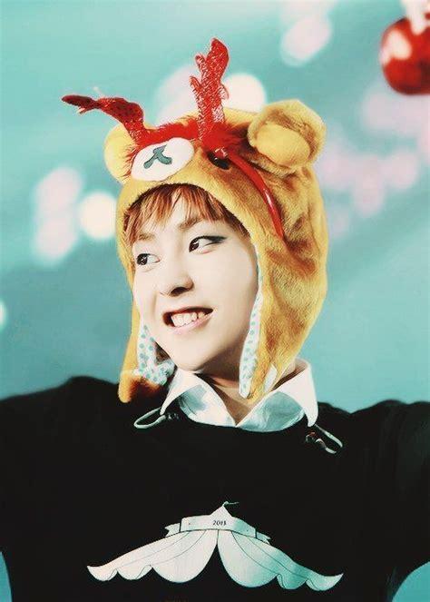 cute xiumin  pixie boy  exo asians