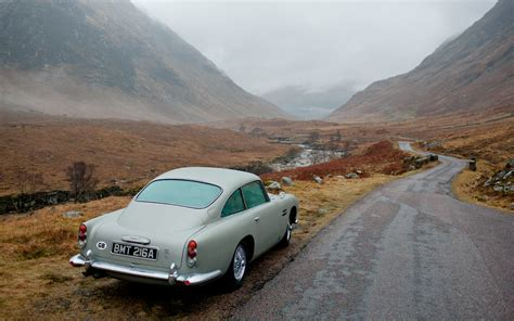 James Bond And His Love For Aston Martins  Hippo Prestige