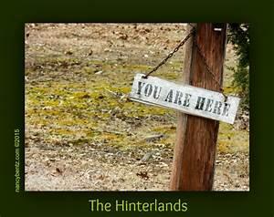The Hinterlands - Nancy Bentz, Life Coach