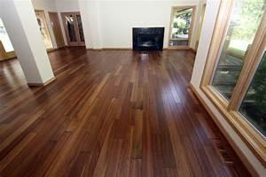 Mahogany - Hand Scraped Hardwood Floor - Contemporary