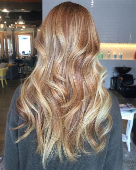 strawberry blonde highlights ideas  pinterest