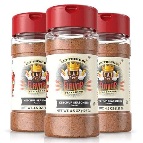 Ketchup Seasoning? Yes! Try Our Flavor Packed Ketchup ...