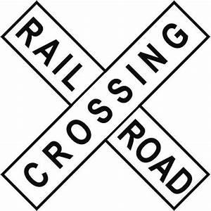 Railroad Sign - ClipArt Best