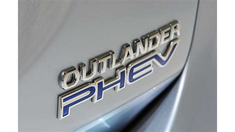 Mitsubishi Determines Battery Issue Outlander Phev