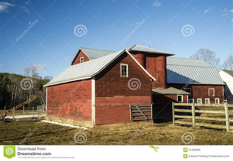 Family Barn Farm family farm buildings vermont stock photo image 31489960