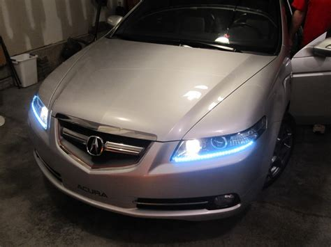 Acura Lights by Led Daytime Running Lights Acurazine Acura