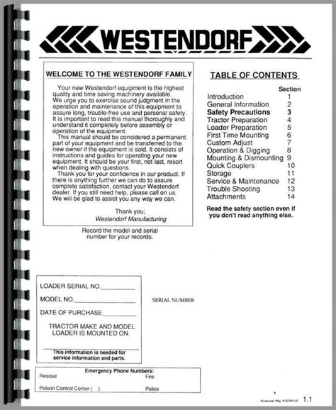 ford  tractor owners manual   software