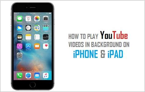 play in background iphone how to play in background on iphone