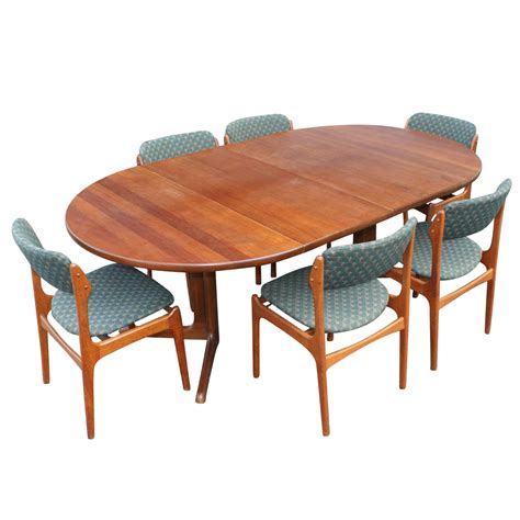 retro dining table and chairs marceladick