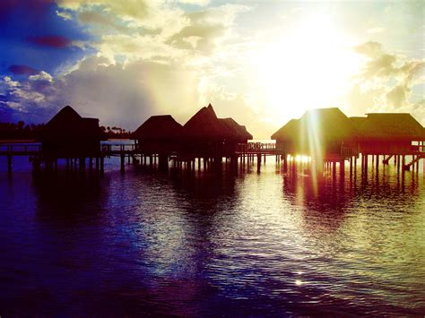 Moorea French Polynesia Beautiful Places To