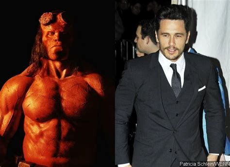 'hellboy' Gets Early 2019 Release Date, James Franco's