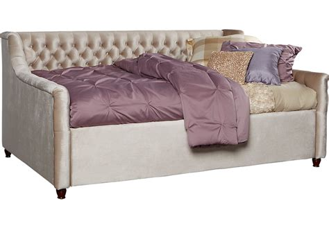 Alena Champagne Pc Twin Daybed-daybeds Colors