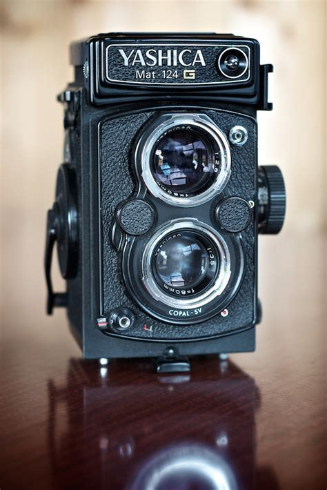 yashica mat 124g yashica mat 124 g overview aperture priority