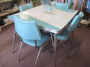 retro kitchen furniture retro vintage formica table and chairs fabfindsblog