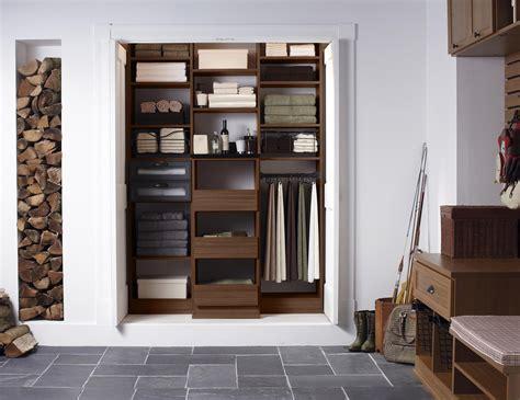 In Closet by Mudroom Storage Entryway Organization California Closets