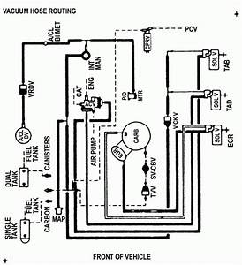 Vacuum Hose Routing Diagram Ford F150