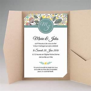 faire part mariage photo quelles informations sur vos With chambre bébé design avec faire part mariage fleuri