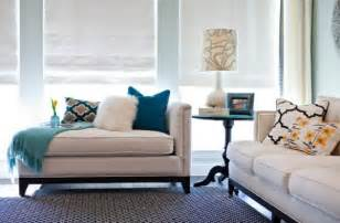Dresser Scarf Sets by Chic Living Room With A Gorgeous Upholstered Chaise Lounge
