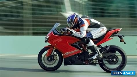 Tvs Apache Rr 310 Picture by Photo 6 Tvs Apache Rr 310 Motorcycle Picture Gallery