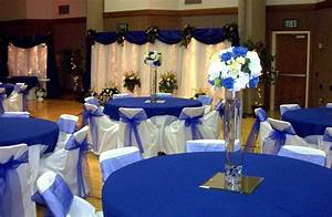 royal blue wedding centerpieces wedding and bridal With royal blue wedding ideas