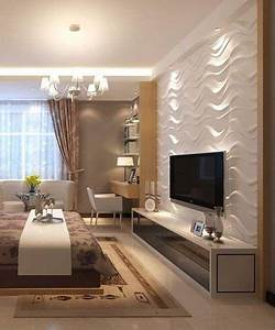 3d Wandpaneele Schlafzimmer : wei e 3d wandpaneele mit einem wellenabdruck chambre ~ Michelbontemps.com Haus und Dekorationen