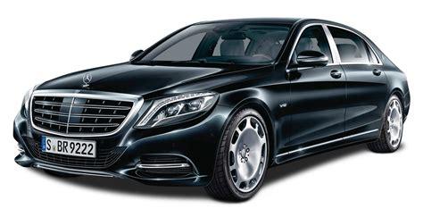 Mercedes Maybach S600 Black Car PNG Image - PurePNG | Free ...