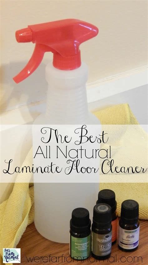 natural laminate floor cleaner   normal
