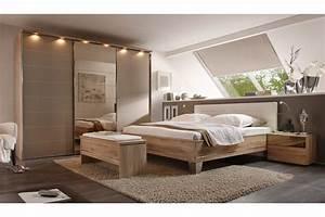 Schlafzimmer Set Günstig : sonate von staud schlafzimmer set 4 teilig in eiche bronce komplett schlafzimmer online kaufen ~ Markanthonyermac.com Haus und Dekorationen
