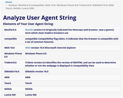 user switcher agent firefox agents useragent vipspatel change