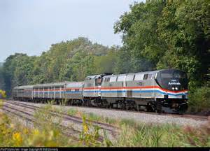 Amtrak Passenger Train Locomotives